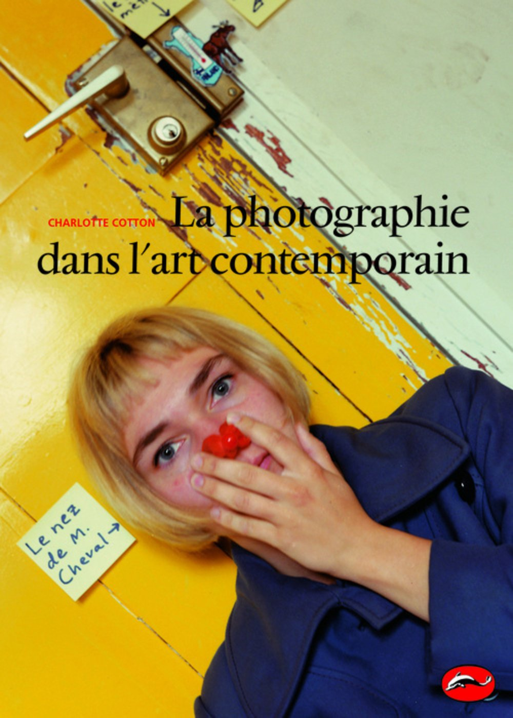 Couverture de  La photographie dans l'art contemporain